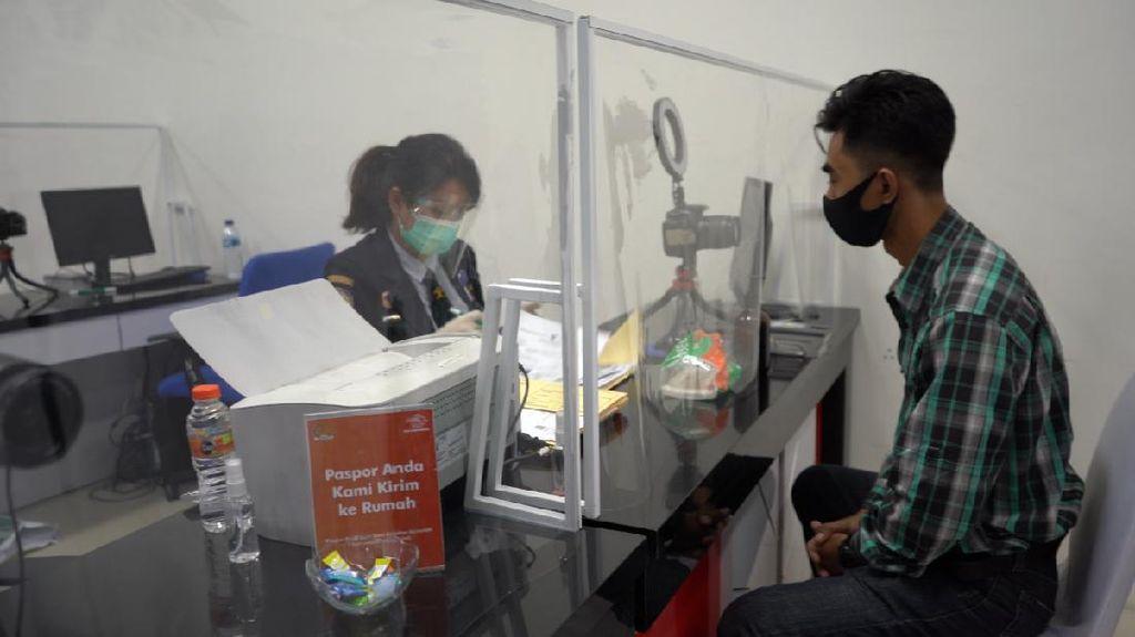 Layanan Permohonan Paspor di Jawa Timur Kembali Dibuka