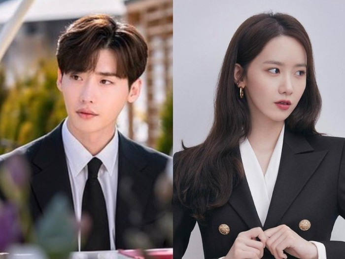 Lee Jong Suk dan Yoona bakal main drama bareng