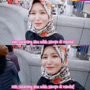 Momen Cewek Cantik Jepang Coba Pakai Hijab Ini Viral, Begini Reaksi Ortunya