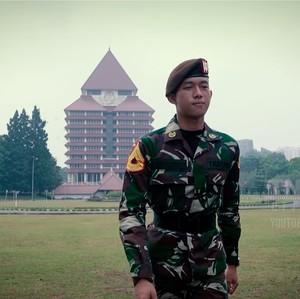 Kisah Perjuangan Pria yang Tinggalkan Kuliah di UI Demi Jadi Prajurit TNI