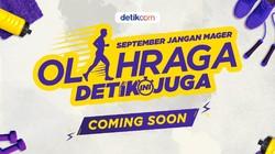 September Jangan Mager, Mulai Olahraga detik Ini Juga!