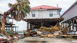 Potret Kerusakan Akibat Badai Ida di AS