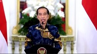 Jokowi Minta Bupati Awasi PTM, Ingatkan Corona di Sejumlah Negara Naik