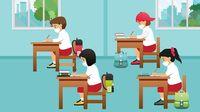 Sudah Mulai Sekolah Tatap Muka? Ingat Prokesnya