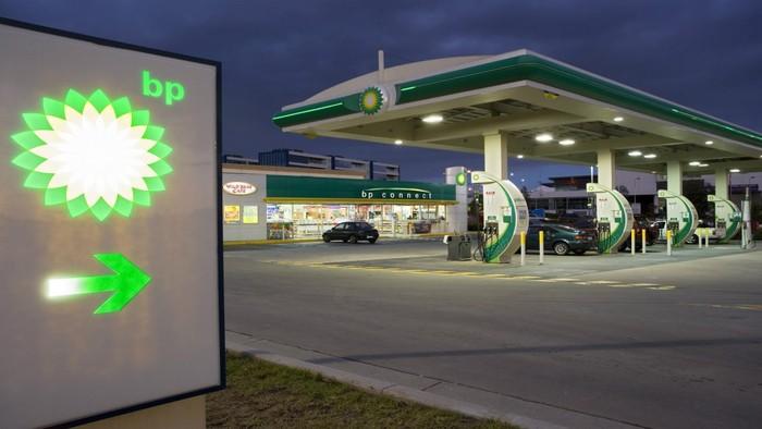 Stasiun pengisian minyak BP