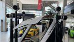 Wujud Taksi Terbang EHang yang Sudah Tiba di Jakarta
