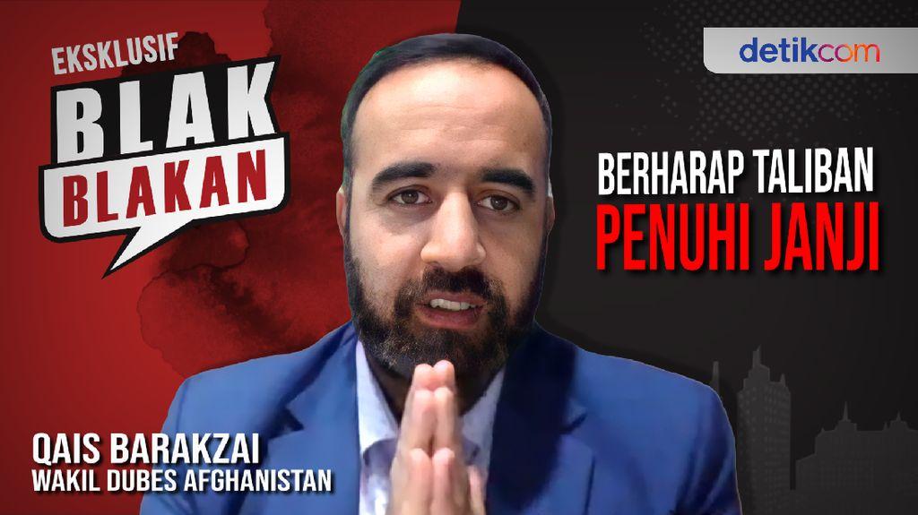 Blak-blakan Qais Barakzai: Taliban Tak Pernah Serang Penyanyi