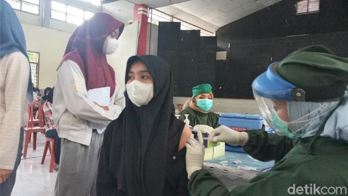 vaksinasi di blitar