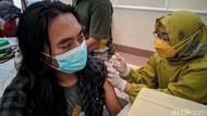 Peminat Vaksin Moderna di Ponorogo Membeludak, Kuota 1.700 Ludes 15 Menit