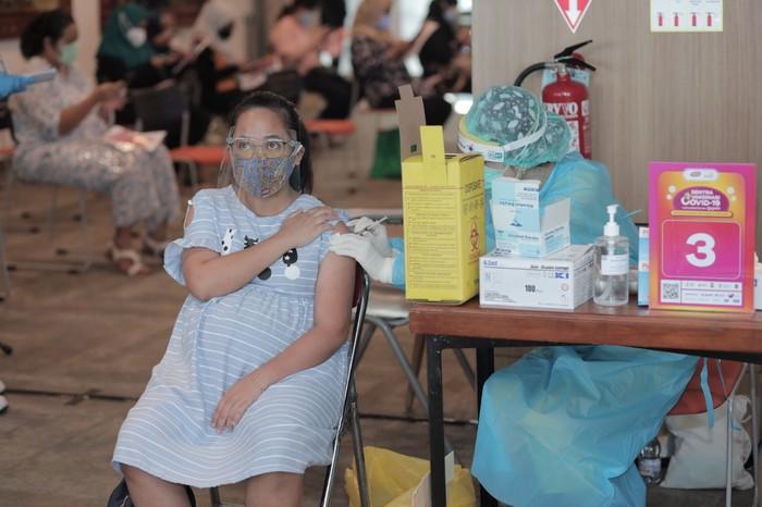 Vaksinasi Ibu Hamil