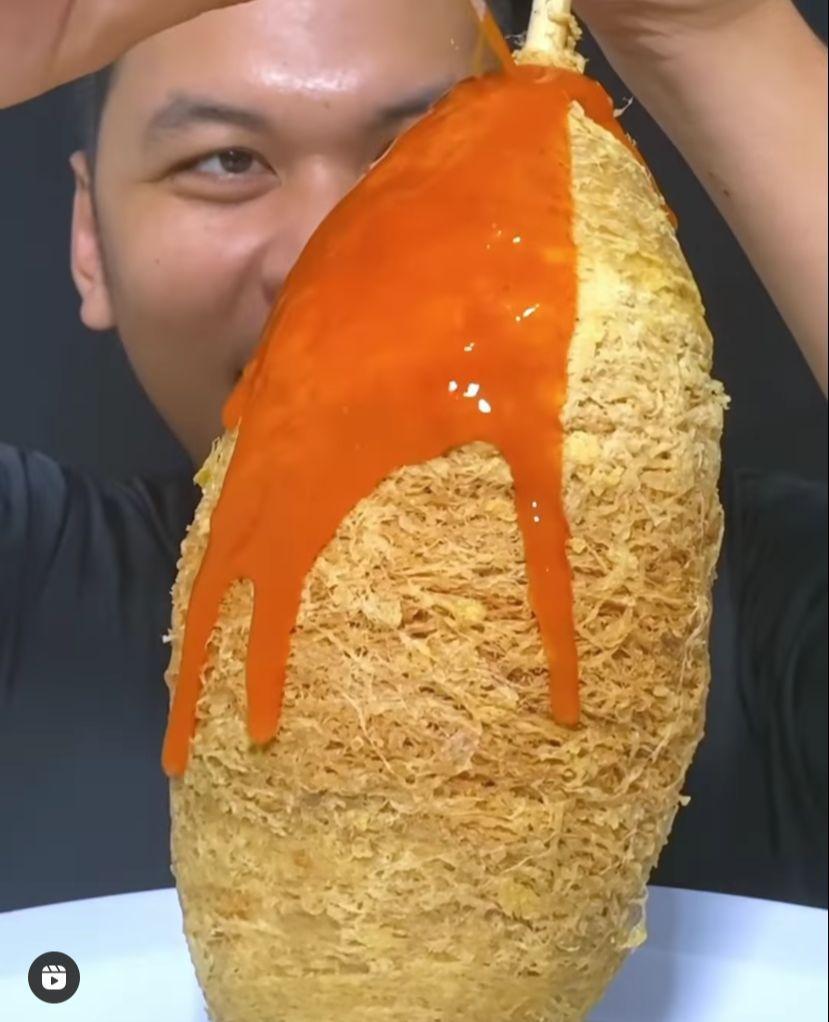 Wow! Telur Gulung Rp 150 Ribu Ini Dibuat Selama 3,5 Jam