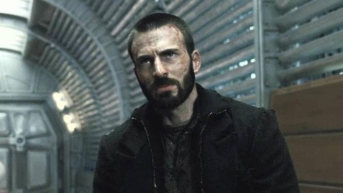 Deretan penampilan terbaik Chris Evans di film.