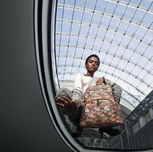 Kolaborasi Terbaru Tumi, Gandeng Label Fashion Mewah Missoni
