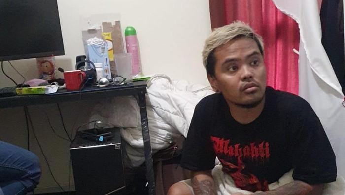 Komika Coki Pardede Ditangkap terkait sabu