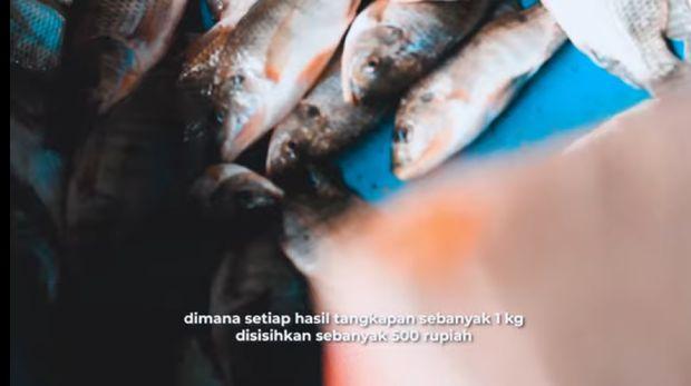 Mancing di Waduk Malahayu, Nelayan Bayar Rp 500 Kalau Dapat Ikan 1 Kg