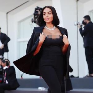 7 Artis Dunia Memesona di Venice Film Festival, Pacar Ronaldo Jadi Sorotan