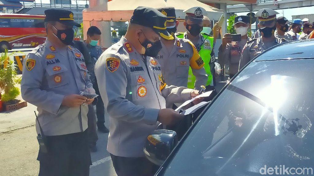 Ada Kasus Surat Antigen Palsu, Pemeriksaan di Pelabuhan Ketapang Diperketat