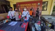 3 Pemuda Diringkus Karena Bacok Pelajar SMP di Mojokerto