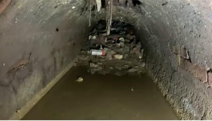 Penemuan terowongan kuno di Kota Bogor
