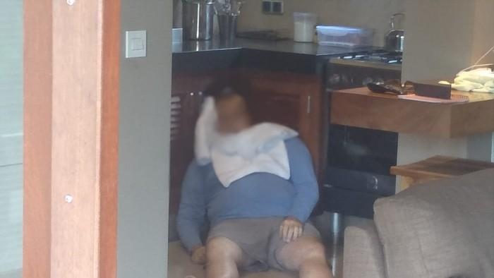 Pria asal Amerika Serikat, Matthew Charles (63) ditemukan tewas di dalam vila di Gianyar, Bali