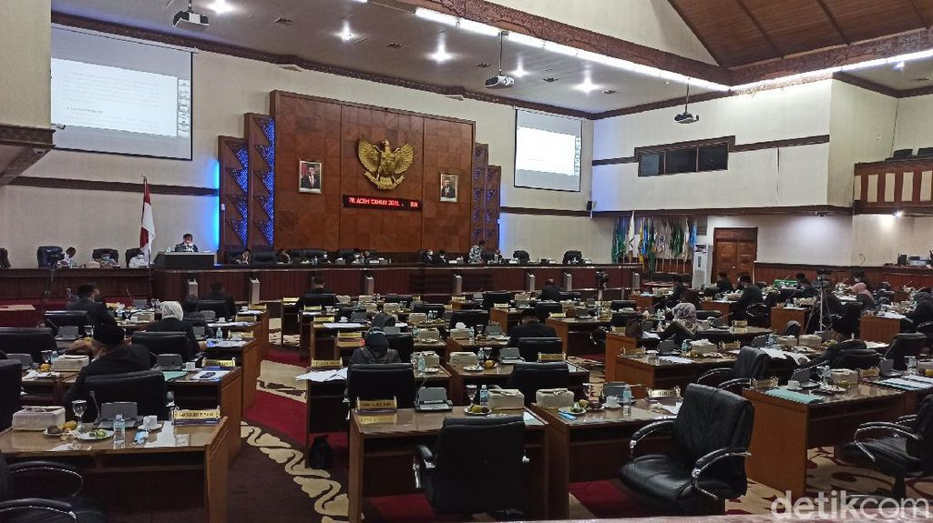 Pemprov Aceh Vs DPRA Panas, Perubahan APBA 2021 Tak Jadi Dilaksanakan