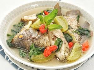 Resep Sup Gurame Kuah Bening Segar yang Gampang Dibuat