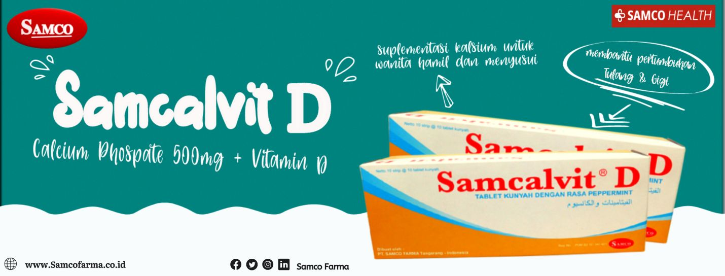 Samcalvit D