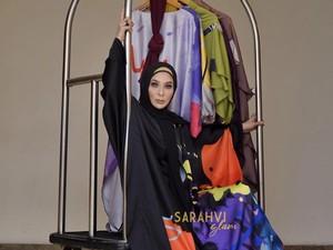 Transformasi Sarah Vi Dulu Inem Pelayan Seksi Kini Pakai Hijab Warna-warni