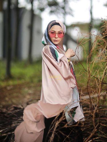 Sarah Vi yang kini aktif berbisnis di dunia fashion.