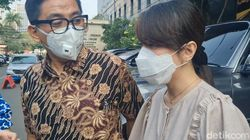 Dipolisikan karena Pencemaran Nama Baik, Shandy Aulia Sambangi Polda Metro Jaya