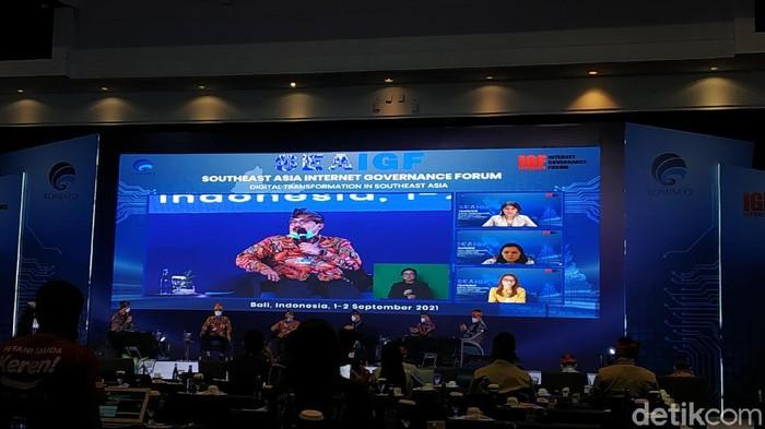 Southeast Asia Internet Governance Forum (SEAIGF) 2021
