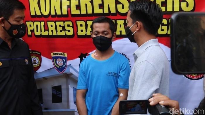 Tersangka pelaku pembunuhan sadis di Banjarnegara, RS