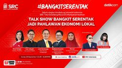 SRC Ajak Masyarakat Bangkit Serentak Jadi Pahlawan Ekonomi Lokal