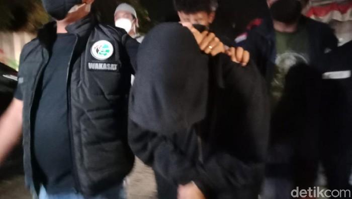 Bandar sabu kasus Coki Pardede ditangkap di Tangerang (Nahda Rizki Utami/detikcom)