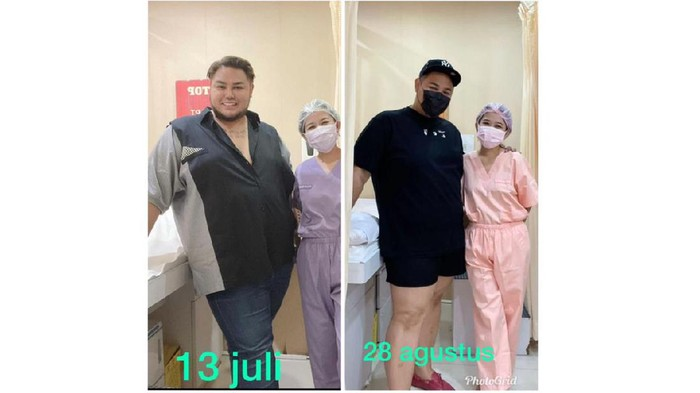 Diet Ivan Gunawan