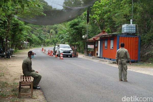Dispar berkoordinasi dengan pihak terkait untuk memperketat jalur menuju objek wisata (obwis) di Gunungkidul.