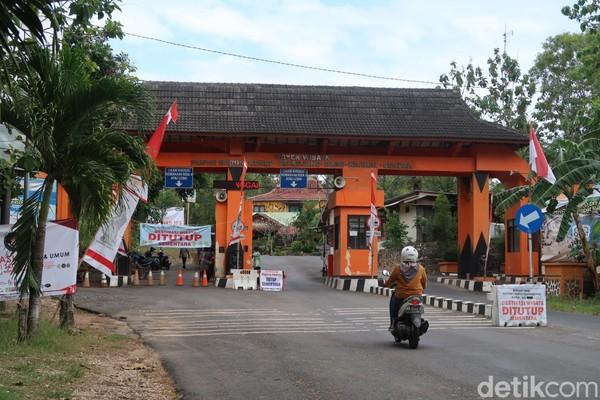Di akhir pekan Dinas Pariwisata (Dispar) Kabupaten Gunungkidul memperketat penjagaan di obyek wisata.