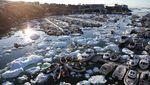 Es di Greenland Terus Cair, Sinyal Memburuknya Pemanasan Global