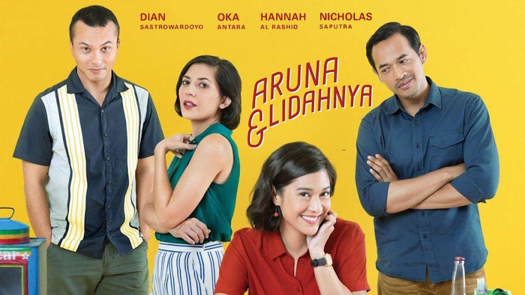 Jangan Nonton di Dutafilm dan Cinemaindo, 5 Film Kuliner Indonesia Ini Bikin Ngiler!