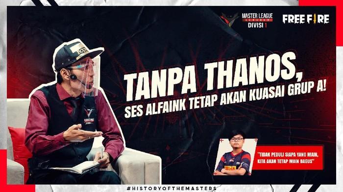 Rekap Kuy ABBS! Free Fire Master League Season IV bersama Bung Surya