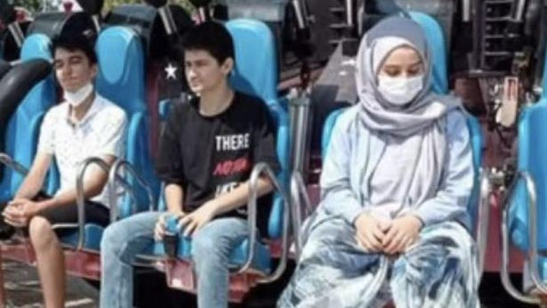 Insiden tragis terjadi di sebuah taman hiburan di Istanbul, Turki. Seorang gadis remaja tewas usai menjajal sebuah wahana.