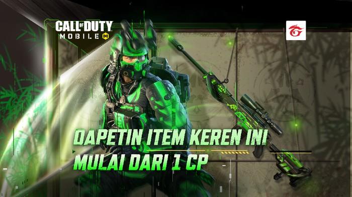Garena Call of Duty: Mobile Tawarkan Item Epic dengan Harga Murah Sekali