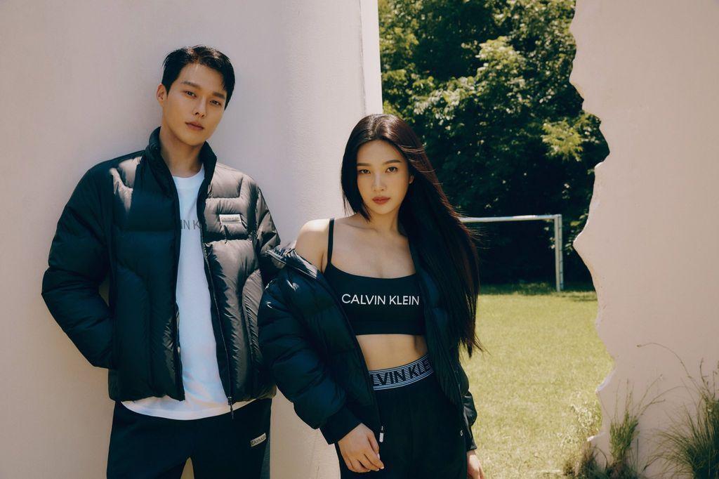 Jang Ki Yong dan Joy Red Velvet