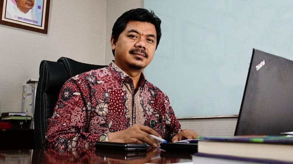 Profil Juri Ardiantoro Ketua Tim Seleksi KPU-Bawaslu