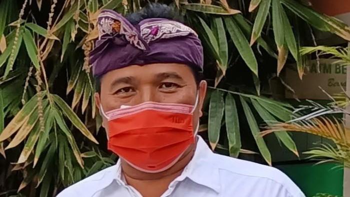 Juru Bicara Satgas Penanganan COVID-19 Kota Denpasar Dewa Gede Rai