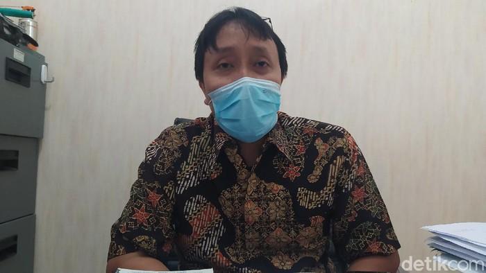 Kepala Bidang Komunikasi dan Informasi Publik Diskominfo Kabupaten Magelang, Noga Nanda Septa, Jumat (3/9/2021).