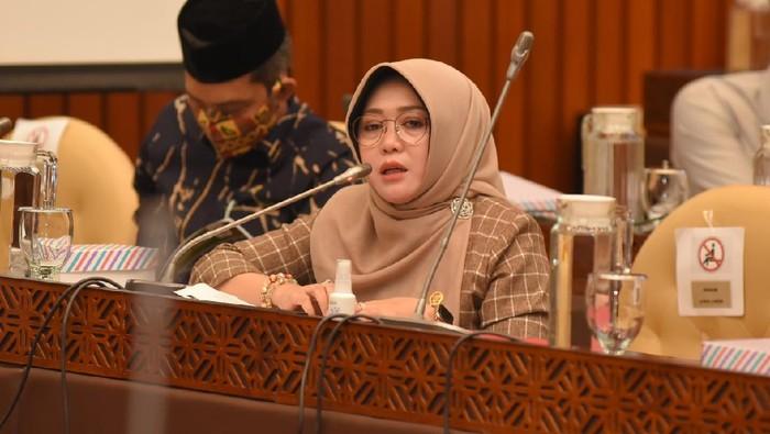 Ketua DPP PPP Bidang Ketenagakerjaan, UMKM dan Industri Kreatif Ema Umiyatul Chusnah