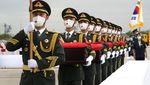 Korsel Pulangkan Kerangka Tentara China yang Gugur di Perang Korea