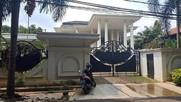Lelang rumah di Jl. Intan Ujung No.7B, Cilandak Barat, Cilandak, Jakarta Selatan. (Tangkapan Layar via lelang.go.id)