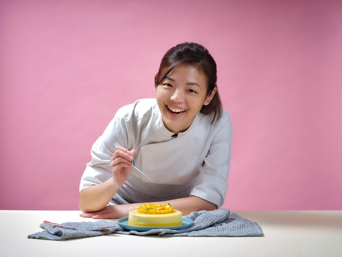 Mantan pastry chef jualan pastry atau kue online